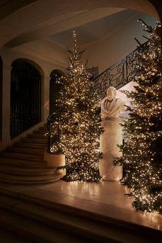 Christmas at Burberry Adult Christmas Party, Noel Christmas, Winter Christmas, Christmas Ideas, Christmas Feeling, All Things Christmas, Christmas Aesthetic, Xmas Decorations, Xmas Tree