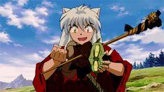 "Inuyasha: ""Now I know why Sesshomaru likes this so much! Inuyasha And Sesshomaru, Inuyasha Love, Kagome And Inuyasha, Kagome Higurashi, Shinigami, Death Note, Kuroko, Fairy Tail, Naruto Kakashi"