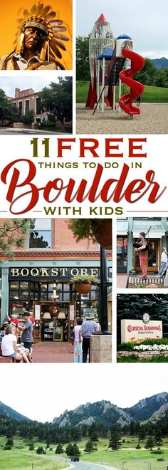 Free Things to Do in Boulder with the Kids #RoadTripOil (AD) @walmart via @fieryone
