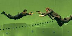 Cinéma : 20 photos de films avant/après les effets spéciaux