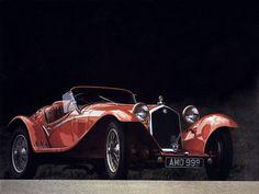 1931 Alfa Romeo 8C 2300 Spider
