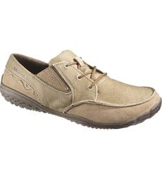 Feel your sole connect and enjoy the benefits of barefoot wherever life takes you. Our Reach Glove casual barefoot shoe pairs a rugged canvas laced upper with a zero drop Barefoot™ construction that stimulates your senses through maximum ground feel, provides underfoot protection and looks great for work and wandering.