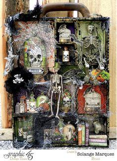 Solange Marques: Happy Halloween