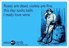 Wine humor. haha.