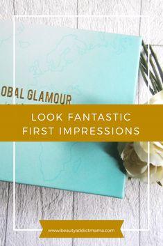 Look Fantastic August Beauty Box | beauty addict mama