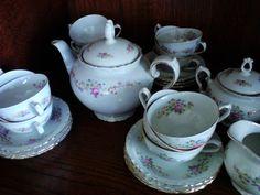 My grandma's tea set