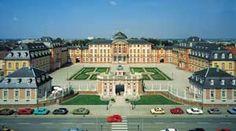 Schloss Bruchsal - Netmuseum
