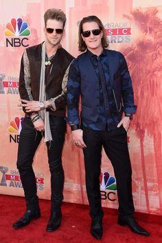 Tyler Hubbard Photos: 2015 iHeartRadio Music Awards