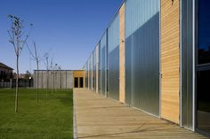 Arkinetia Architecture Blog: U-Glass - Profiler fristående glas
