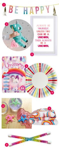 From the Lark blog: Unicorns are my fave