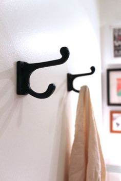 Cast Iron Pantry Wall Hook
