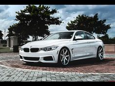 The fantastic new BMW 435 gets the Vossen treatment. Check out this video of this local car enthusiast.