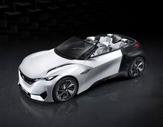 Peugeot Fractal: Motorisation : Motorisation : électrique rechargeable de 204 ch.
