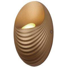 Απλίκα Τοίχου LED Χρυσό 5W 4000K 955SHELL1W/G    Χρώμα : Χρυσό  Υλικό : Πλαστικό  Κατανάλωση : 5W  Τάση Λειτουργίας : 230V  Θερμοκρα...