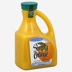 New Coupon ~ Save $1.00/1 Simply Orange Juice