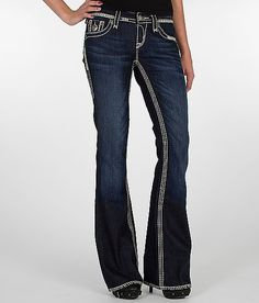 Rock Revival Jayne Flare Stretch Jean, my hubby just bought me these today from buckle sooo excited to get them♥♥