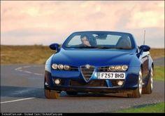 2008 Alfa Romeo Spider New 200hp Five Cylinder Diesel Engine - http://sickestcars.com/2013/05/21/2008-alfa-romeo-spider-new-200hp-five-cylinder-diesel-engine/