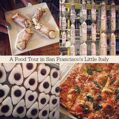 A foodie walking tour of San Francisco's historic North Beach neighborhood: http://www.everintransit.com/sf-food-tour-little-italy/