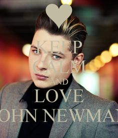 KEEP CALM AND LOVE JOHN NEWMAN - KEEP CALM AND CARRY ON Image ...