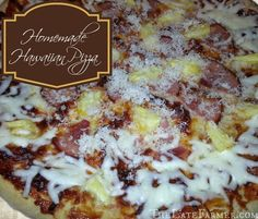 Blog with facts about pizza in honor of National Pizza month! Check this out at http://porkrecipe.org/posts/Blog-with-facts-about-pizza-in-honor-of-56822