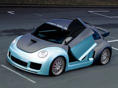 Vw New Beetle RSI