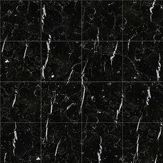 Textures Texture seamless | Marquina black marble tile texture seamless 14133 | Textures - ARCHITECTURE - TILES INTERIOR - Marble tiles - Black | Sketchuptexture