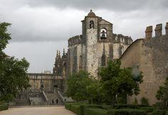 Tomar Convent of Christ #Portugal @GingerandNutmeg