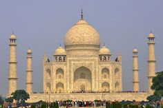 The Wonder of The World Agra, Taj Mahal, Wonders Of The World, Building, Travel, You Are Awesome, Viajes, Buildings, Destinations