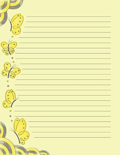 Yellow Sticky Note Note paper, Sticky notes, Notes template