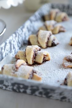 The traditional rugelach Christmas cookies have received a fall time makeover with these bourbon cherry walnut rugelach. Their warm flavor is positively addicting.