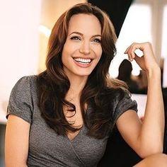 Angelina Jolie movie will still be shot in Kenya - Leakey Angelina Jolie Movies, Jessica Brown Findlay, Most Beautiful People, Her Smile, Dark Hair, In Hollywood, Hot Girls, Hair Makeup, Photoshoot