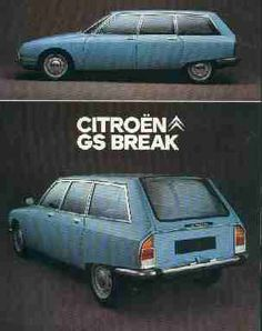 Citroen GS break