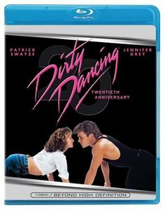 Dirty Dancing (20th Anniversary Edition) [Blu-ray] Blu-ray ~ Patrick Swayze