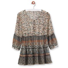 Paisley Peasant Blouse - Women's Clothing, Jewelry, Fashion Accessories and Gifts for Women with a Flair of the Outdoors | NorthStyle