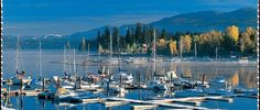 payette lake - mccall idaho, camp at ponderosa state park or stay at shore lodge, small shops, ice festival and hot springs