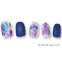 #マリーネイルズ #ネイル #cool #nailaddict  #ジェルネイル #ネイルアート #gelnails #swag #marienails #blue #nice #nailist #nail #cute #pretty #ネイリスト #nails #love #naildesign #kawaii #happy #ファッション #beautiful #nailart #nailswag #fashion #ootd #冬ネイル #tokyo #ネイルデザイン