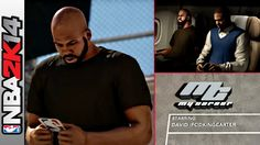 The Creation of David IpodKingCarter | NBA 2K14 PS4 My Career Ep. 1 (+pl...