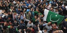 #Kashmiris observing Accession to #Pakistan Day today