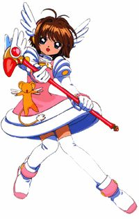 Little Miss Kinomoto — A Cardcaptor Sakura Fansite — Information about the Anime, Manga, and much much more! Jester Costume, Alice Costume, Witch Costumes, Cat Costumes, Cardcaptor Sakura, Sakura Card Captor, Sakura Sakura, Green Arrow Costume, Penguin Costume