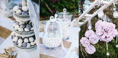Ένας γαμος με λεβαντα στο νησί της Αντιπάρου... Ακούγεται σαν το όνειρο κάθε μποεμ νύφης. Η Έλυα το έζησε και ο γάμος της ήταν πραγματικά από κάθε άποψη τέ