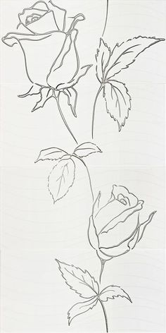 Awesome Most Popular Embroidery Patterns Ideas. Most Popular Embroidery Patterns Ideas. Pencil Art Drawings, Art Sketches, Flower Sketches, Desenho New School, Floral Drawing, Hand Embroidery Patterns, Fabric Painting, Pattern Art, Art Tutorials