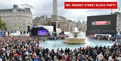 Regent Street | NFL UK