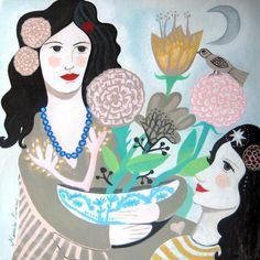 Mercedes_Lagunas_Spanish_Illustrations_And_Paintings_6