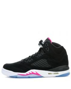 cheap for discount f58fc ae0cd Air Jordan Retro 5 in Deadly Pink --  SHIEKH Kids Footwear, Jordan Retro