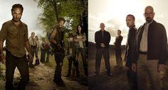 Alguns easters eggs escondidos em The Walking Dead apontam que a série e Breaking Bad fazem parte do mesmo universo.