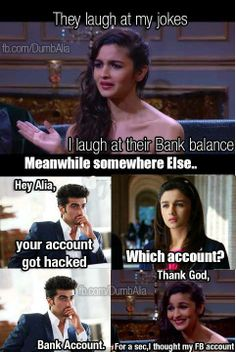 Alia Bhatt again....hehehe. :)