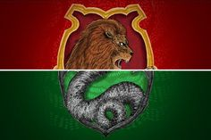What Combination of Hogwarts Houses Are You? - Are you more Gryfferin or Gryffinpuff? - Quiz