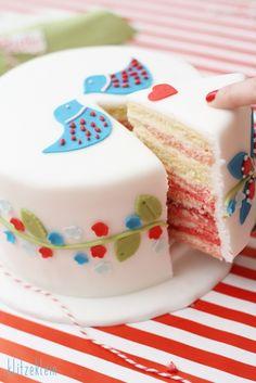 cake, via klitzeklein