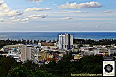 Miri, Oil Town of Sarawak - My Birthplace
