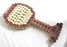 Wine Cork Wine Glass craft idea